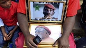 En Afrique du Sud, Thomas Sankara, l'ancien président du Burkina Faso, n'est pas très connu du grand public. Mais, sa pensée politique a inspiré toute une génération de jeunes politiciens, notamment ceux qui dirigent l'EFF, les combattants pour la liberté économique.