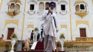 راجہ رنجیت سنگھ کی برسی کے موقع پر پاکستان آنے والے سکھ یاتریوں