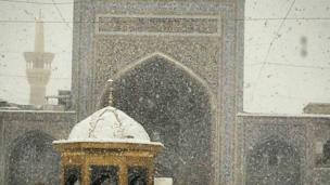 آرامگاه امام هشتم شیعیان - مشهد