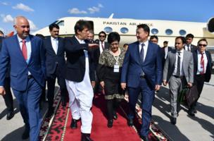 Пакистан Ислам Республикасынын Премьер-министри Имран Хан