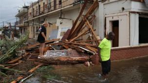 مائیکل طوفان نے وسطی امریکہ ریاستوں کو بھی متاثر کیا اور مبینہ طور پر وسطی امریکی ممالک میں 13 افراد ہلاک ہوئے۔ ان میں سے چھ ہنڈورس، چار نکاراگوا اور تین کی ہلاکت السلواڈور میں ہوئی۔