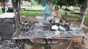 گرو گرمیت رام رحیم ہنگامے