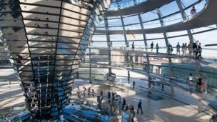 Edificio del Reichstag, Alemania, 1884-1994