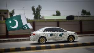 पाकिस्तान में आज़ादी का जश्न