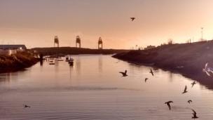 River Afan, Port Talbot