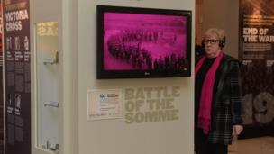 The Battle of the Somme is under the spotlight