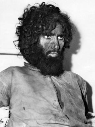 جهیمان عتیبی، رهبر شبهنظامیان در پایان درگیری دستگیر و اعدام شد