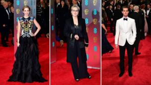 Emily Blunt, Meryl Streep, Andrew Garfield