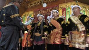Padang, Sumatra Barat,Batagak, Minang