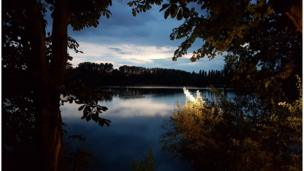 Night safari with the Earth Trust at Thrupp Lakes