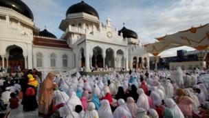 lebaran Aceh