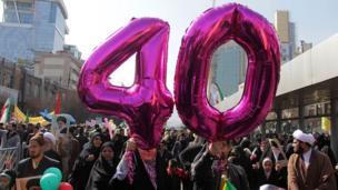 ورود به چهلمین سال پس از استقرار جمهوری اسلامی ایران