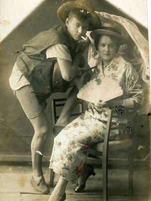 Геи ретро начала 20 века
