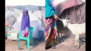 Aasha, five, from Bodale, Maroodi Jeex region, Somaliland.