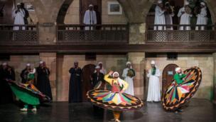رقص کی یہ قسم مشرق وسطیٰ میں خاصی معروف ہے۔