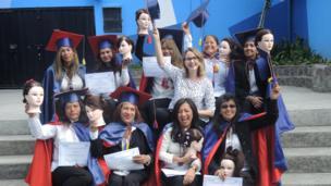 Graduación del programa