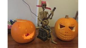 Alfie's pumpkin