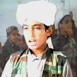 Hamza 10 yaşındayken El Kaide eğitim kamplarında görülüyordu