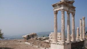 معبد تركيا
