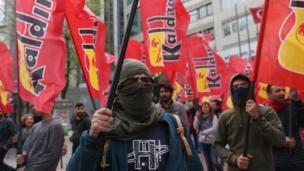 Hari Buruh, Turki, Istanbul
