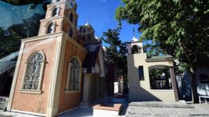 मेक्सिको, आलीशान मकबरा