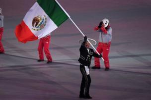 મેક્સિકોની ટીમ