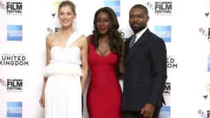 Rosamund Pike, Amma Assante and David Oyelowo