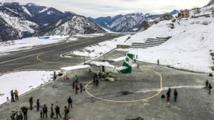 ताल्चा विमानस्थल