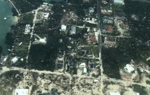 Devastación en Ábaco