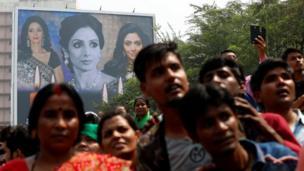 Sridevi, India, Mumbai