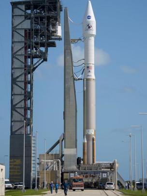 Cohete Atlas V.