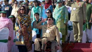 یومِ پاکستان پیریڈ
