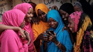 مخيم لاجئين صوماليين