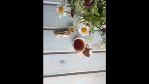 """Евгения Щербак: """"Чай, кофе, печенье"""""""