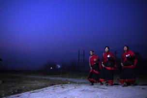 مواطنون من نيبال