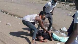 'Yan sanda sun harba wa masu zanga-zangar hayaki mai sa hawaye a birnin Omdurman da Atbara