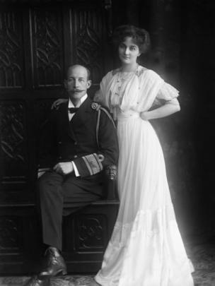 瑪麗·波拿巴和丈夫