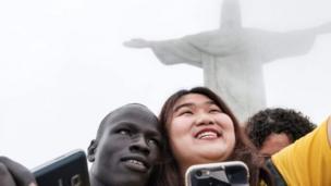 فريق من اللاجئين في الأولمبياد