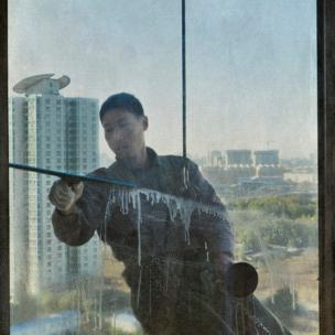 Window cleaner in Beijing