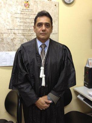 Promotor Armando Brasil investiga má conduta de policiais há 17 anos em Belém, Pará