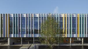 Escuela secundaria Regent, Londres