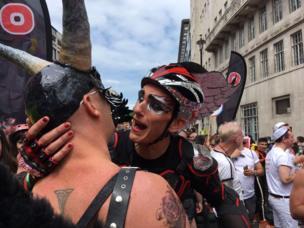 """ลอร์ด ฟาวเลอร์ ประธานสภาขุนนางของอังกฤษ กล่าวว่า """"การรักเพศเดียวกันยังคงเป็นเรื่องผิดกฎหมายในกว่า70 ประเทศทั่วโลก รวมถึงหลายประเทศในเครือจักรภพอังกฤษ"""""""