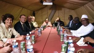 Le nouveau chef d'État veut donner une nouvelle dimension à l'engagement militaire de la France.
