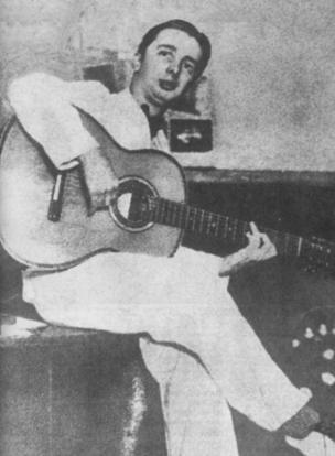 noel com violão