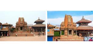 Kedarnath Temple of Bhaktapur, Durbar Square