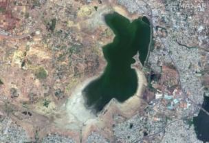 चेन्नई जल संकट