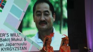 باقیت موکول کارگردان قرقیزی