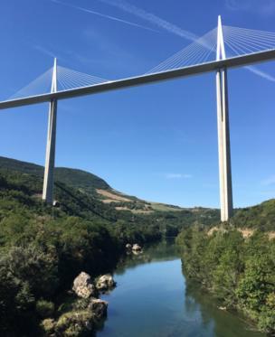 in_pictures Bridge in Millau
