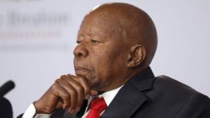 L'ancien président du Botswana, Ketumile Masire, décédé à 92 ans.