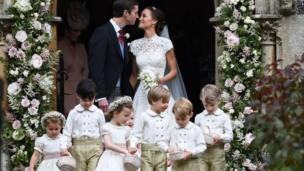 زفاف بيبا